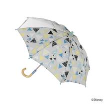 kukka hippo Disneyキャラクター雨傘 40cm ミッキーマウス/傘